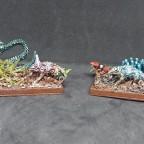 Snake Swarms