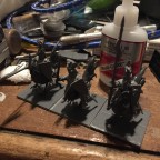 KoE Rooster Rider Peg Knights