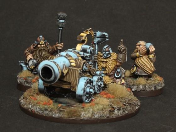 Skull Pass Cannon