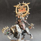 Crusher standard bearer / Harbinger /BSB / Lord of Chaos