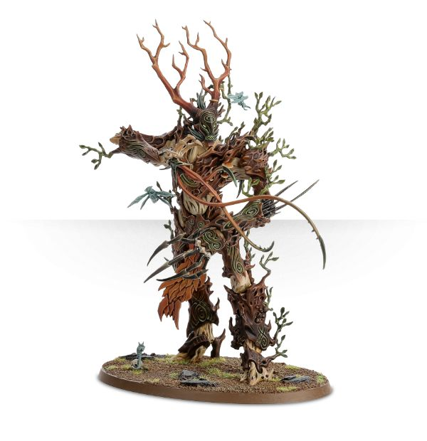 Miniatures Treefather Ancient Sylvan Elves Se