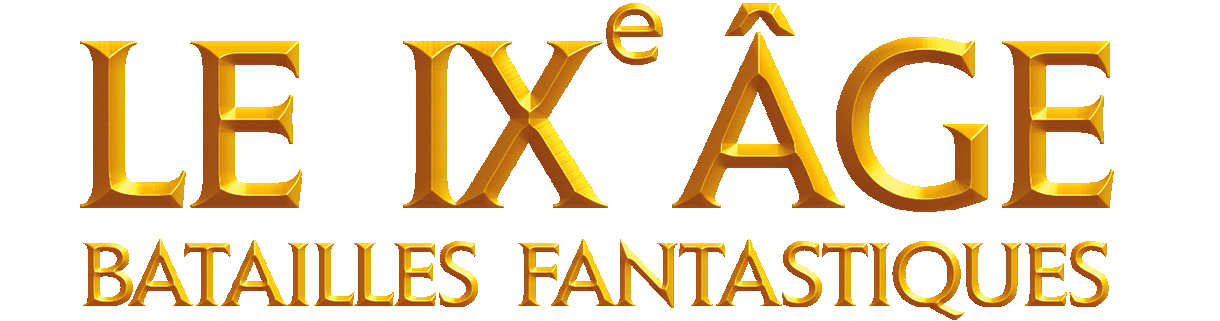 9th Age fantasy battle logo